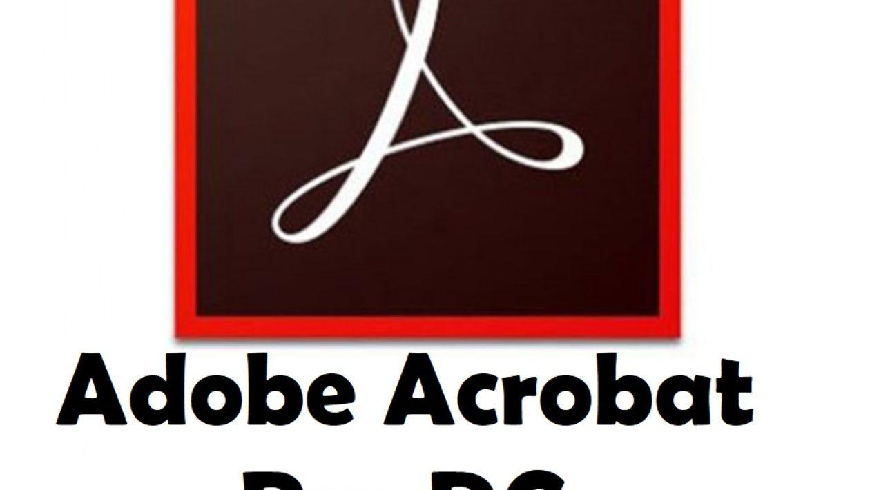 Adobe Acrobat Pro DC 2019 for Mac