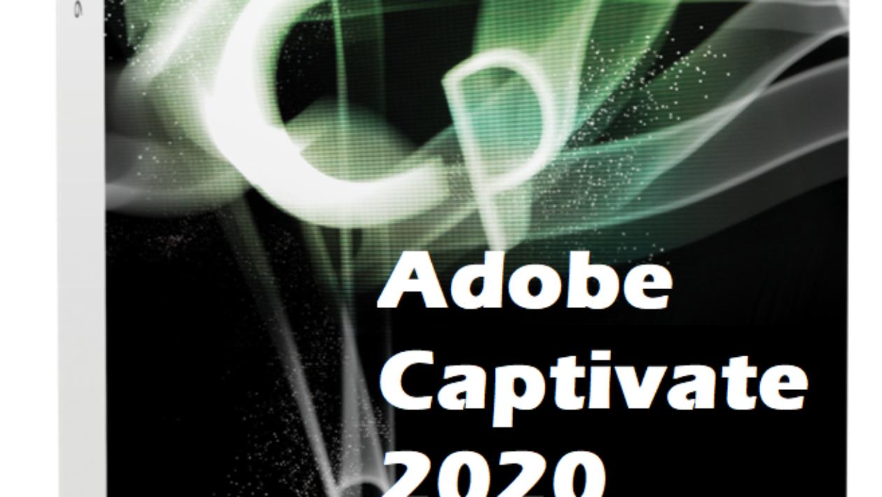 Adobe Captivate 2019 v11.0.1.266 for Mac
