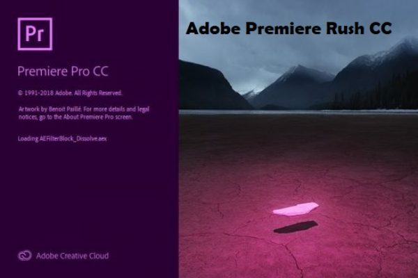 Adobe Premiere Rush CC 2019 v1.1 for Mac