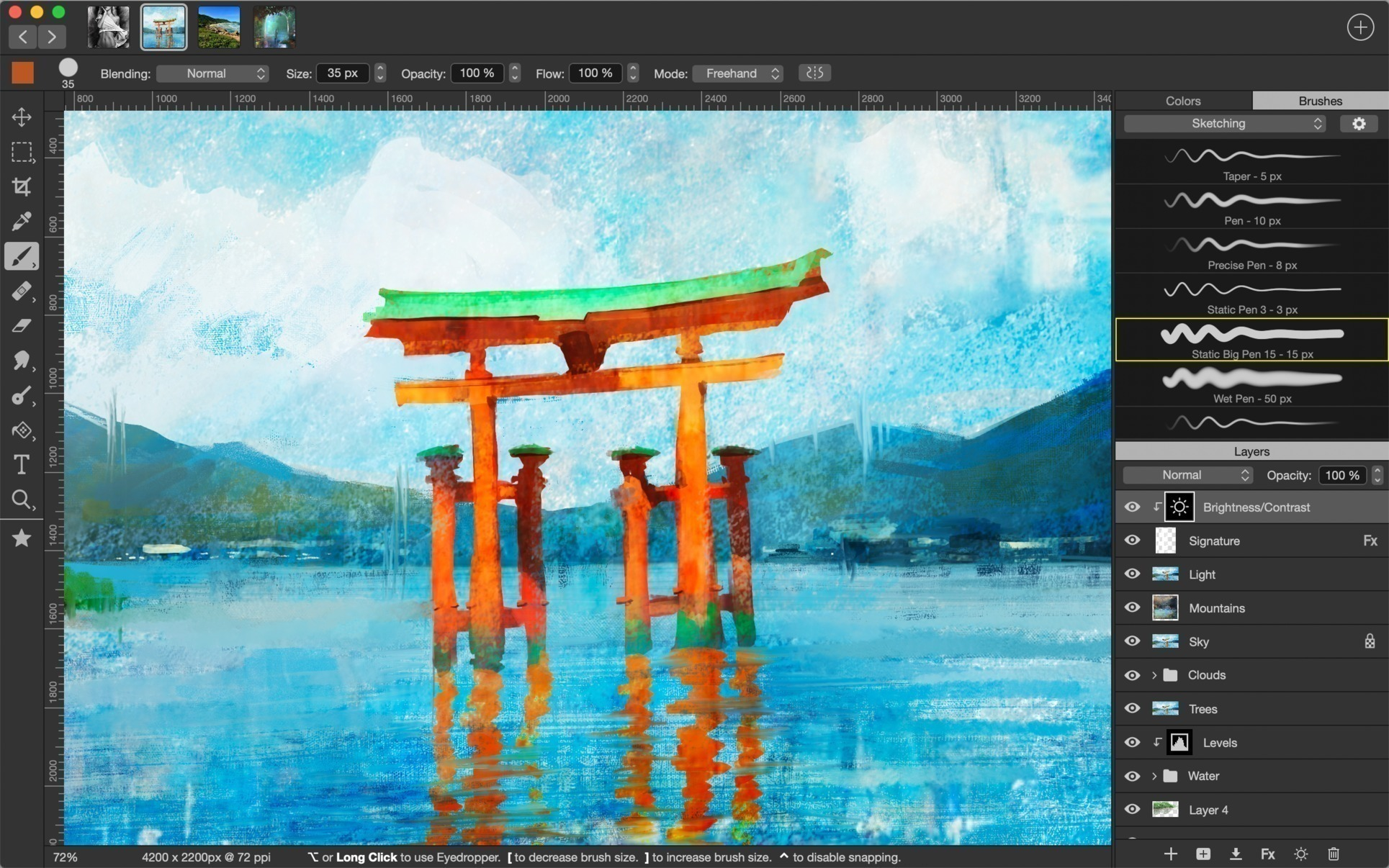 Artstudio Pro 2.0.19 for Mac