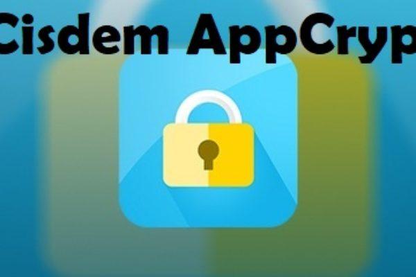 Cisdem AppCrypt