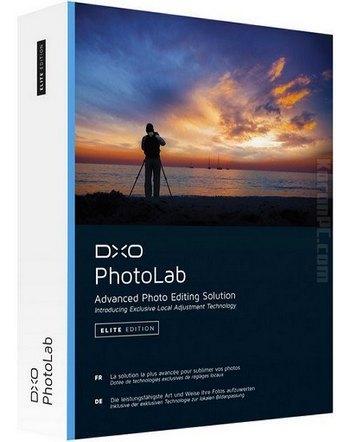 DxO PhotoLab 2.1.0 for Mac