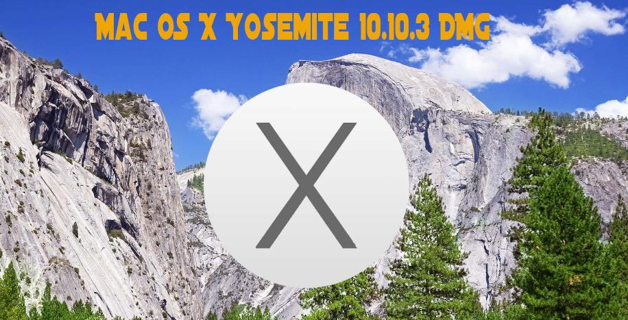 Mac OS X Yosemite 10