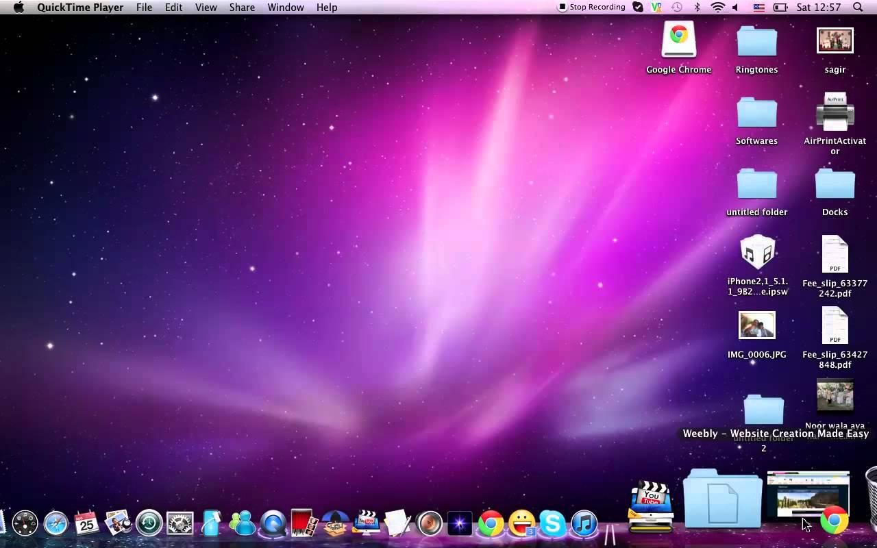 Mac OS X Snow Leopard 10.6 DMG
