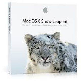 Mac OS X Snow Leopard 10.6 DMG