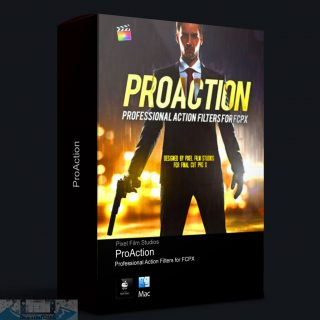 Pixel Film Studios ProAction for Mac