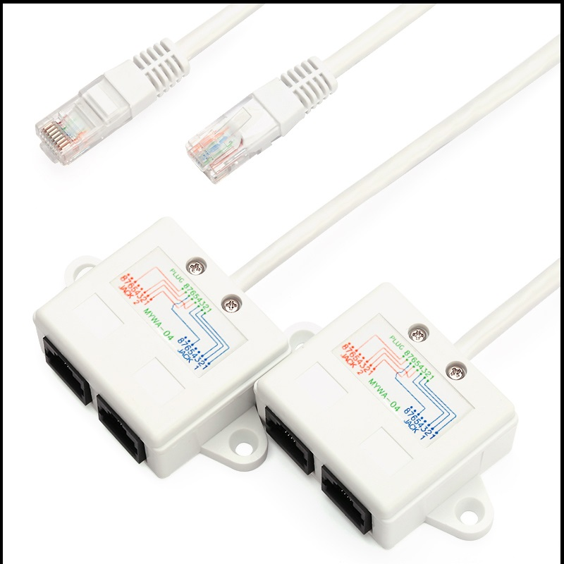ethernet cable splitter