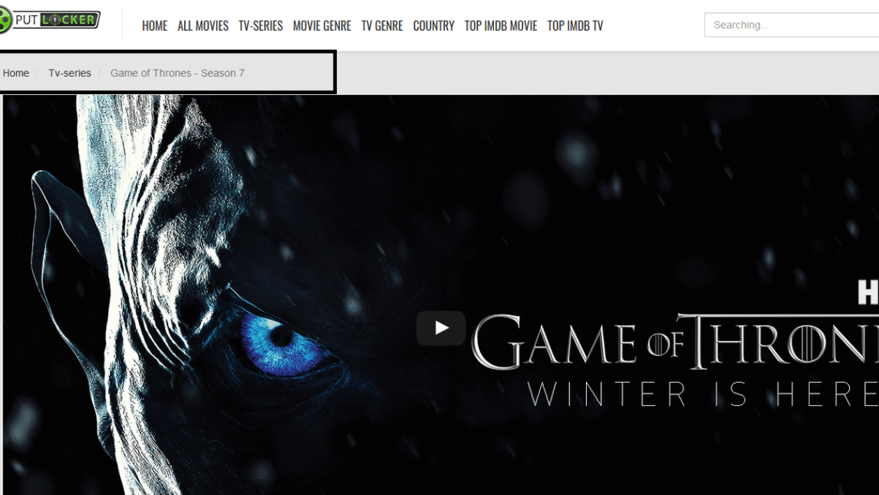 game of thrones putlocker