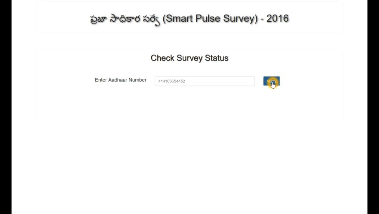 smart pulse survey
