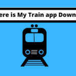 where is my train app