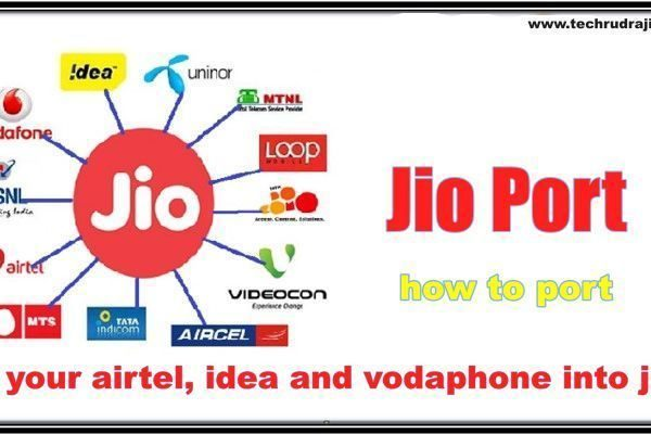 port to jio