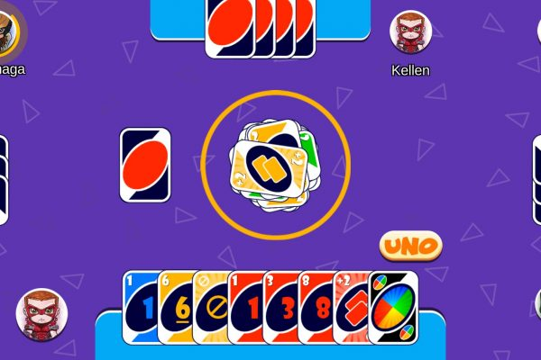 uno online with friends