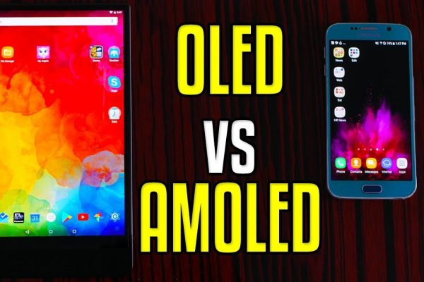 amoled vs oled