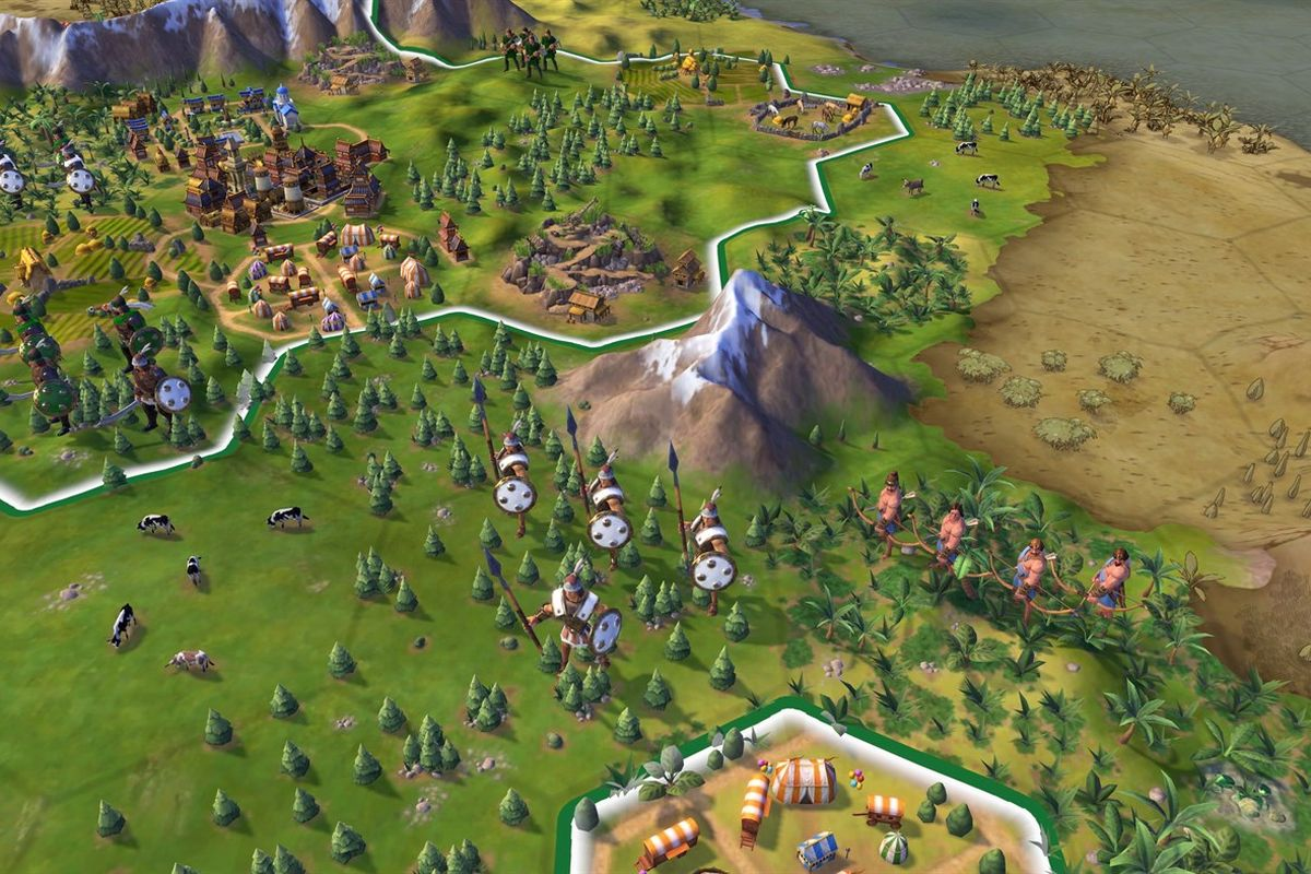 civilization 6 ps4