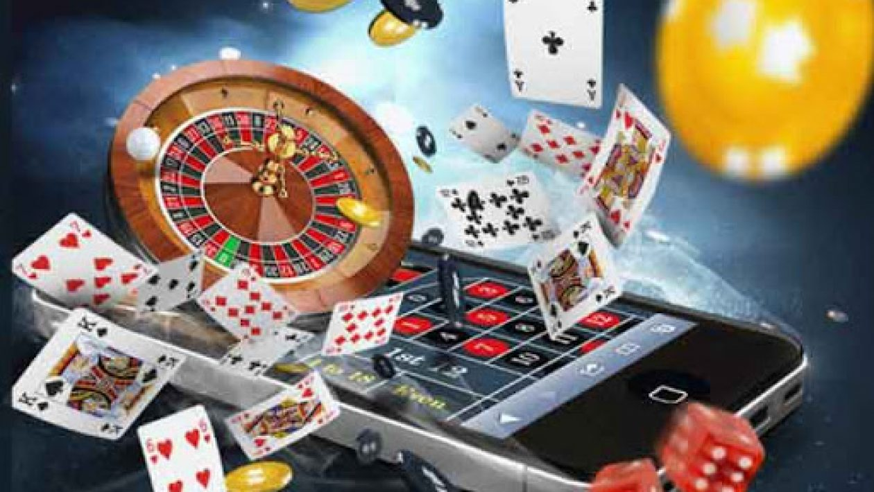 experience at a top online casino