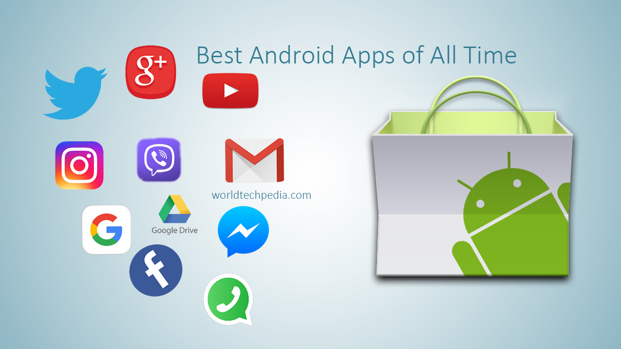 best android apps all time