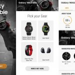 Galaxy Wearable App