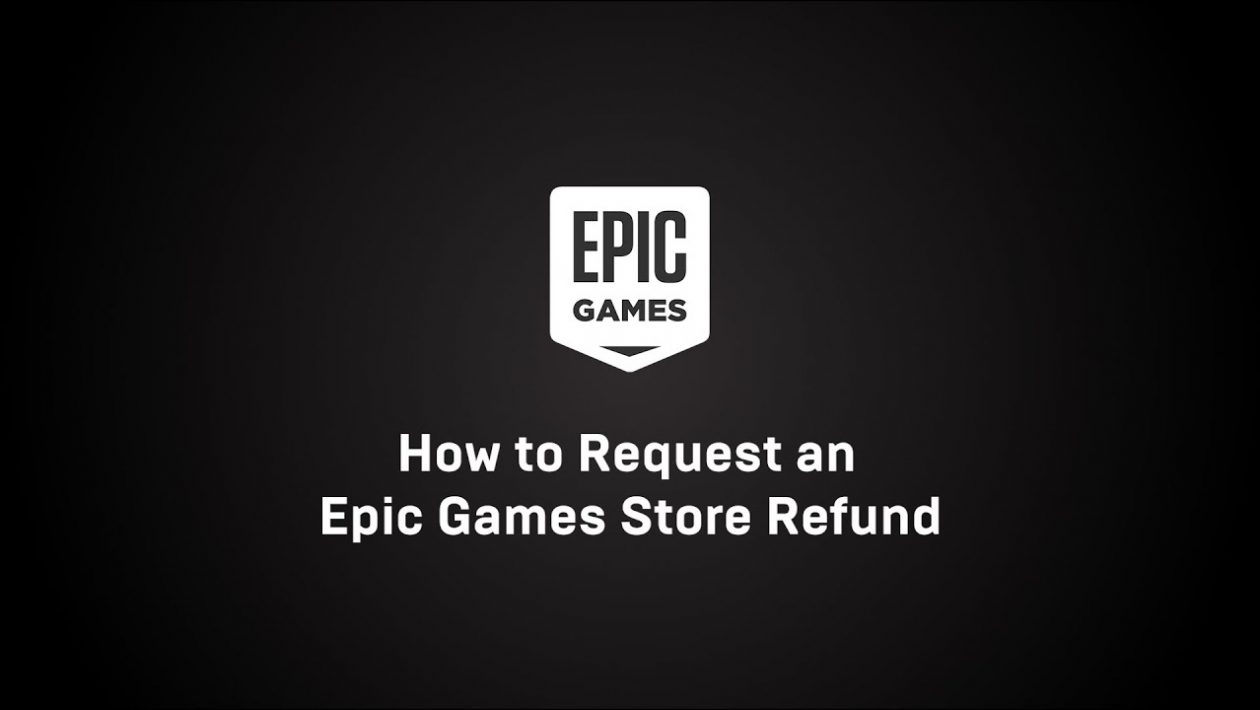 epic games refund