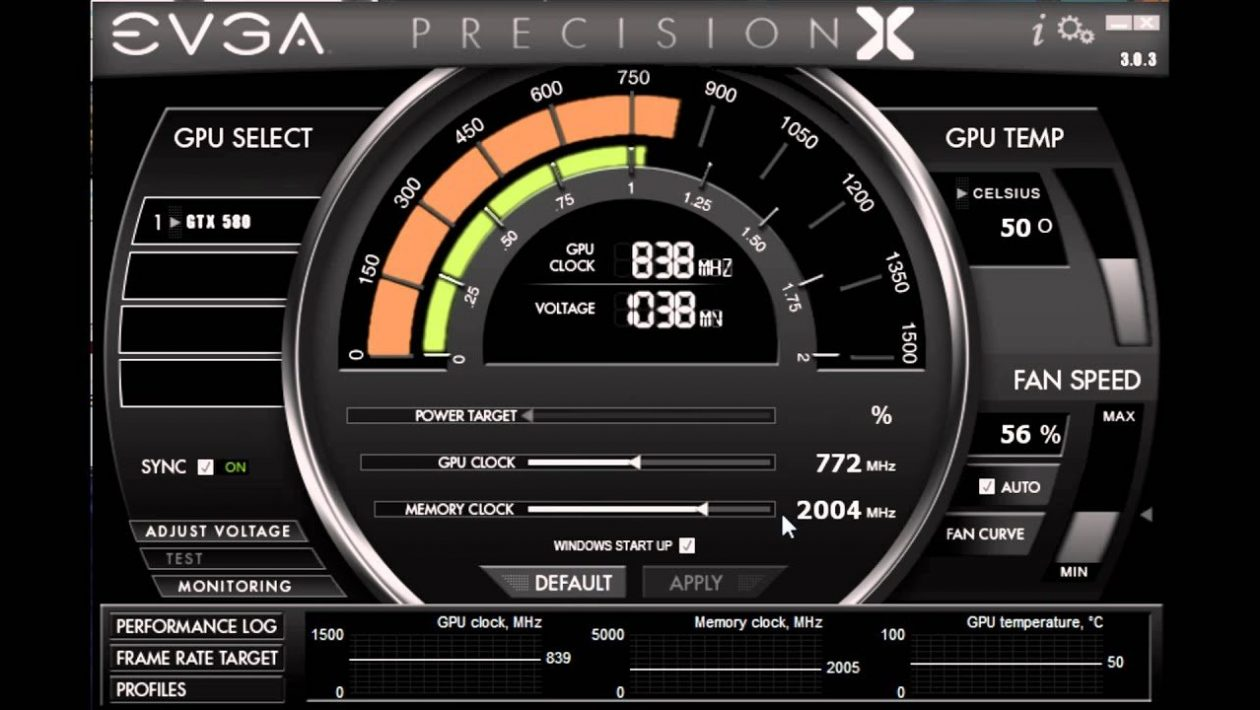 how to overclock GPU