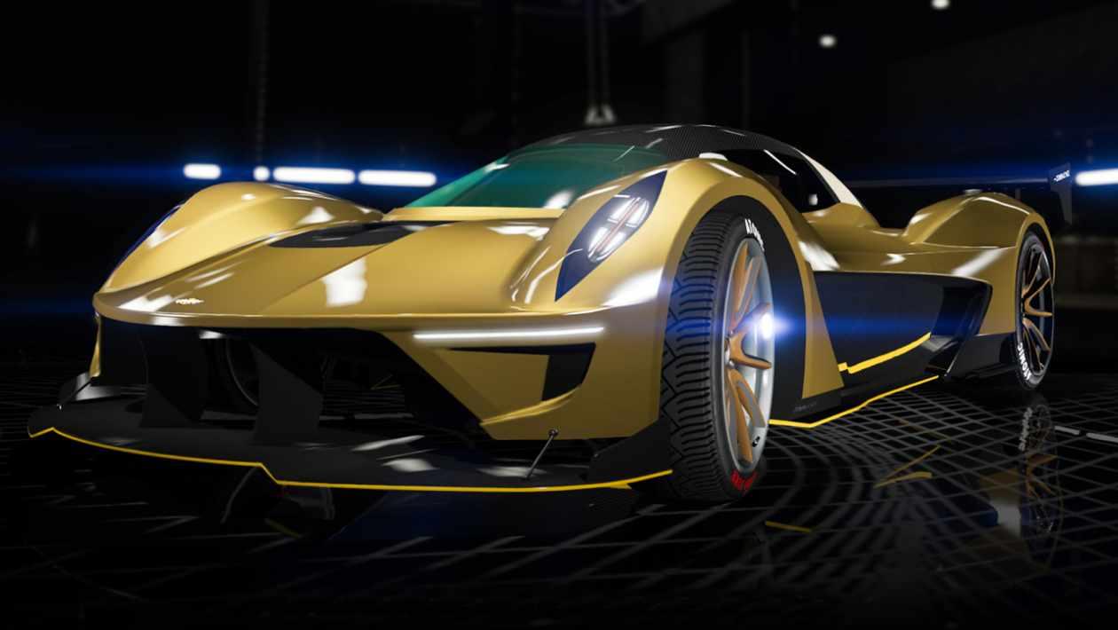 fastest car in GTA 5
