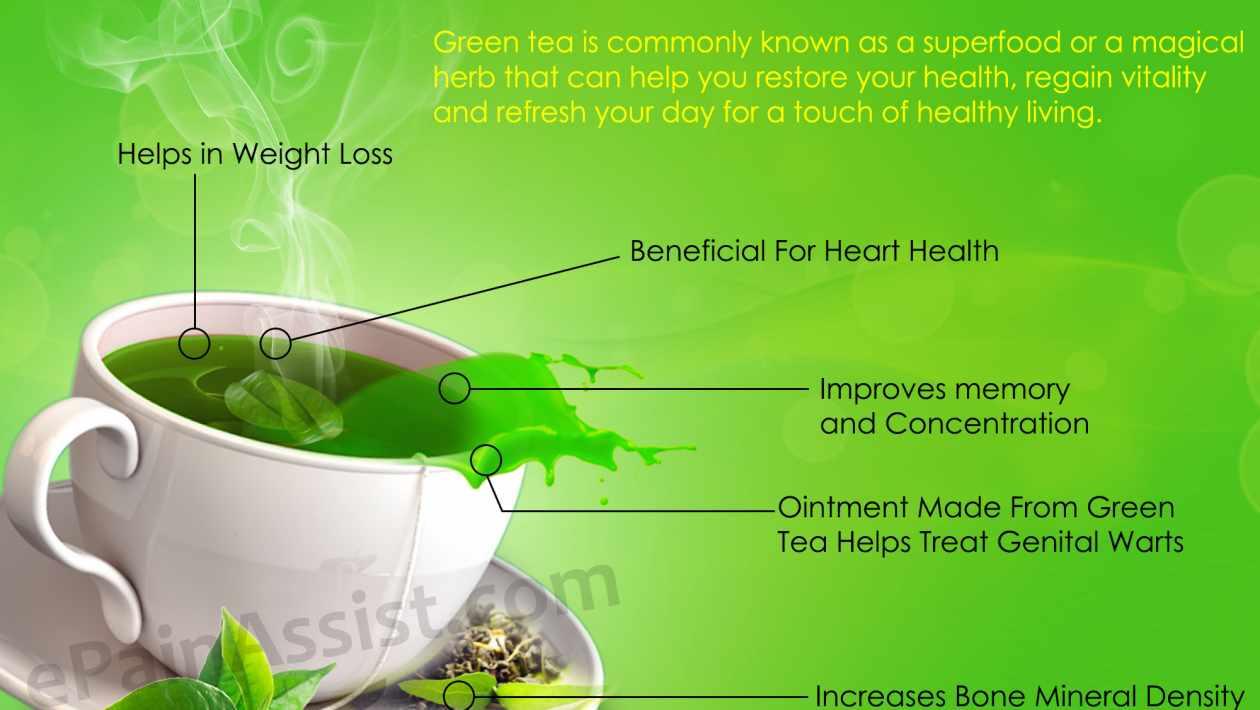 side effects of green tea