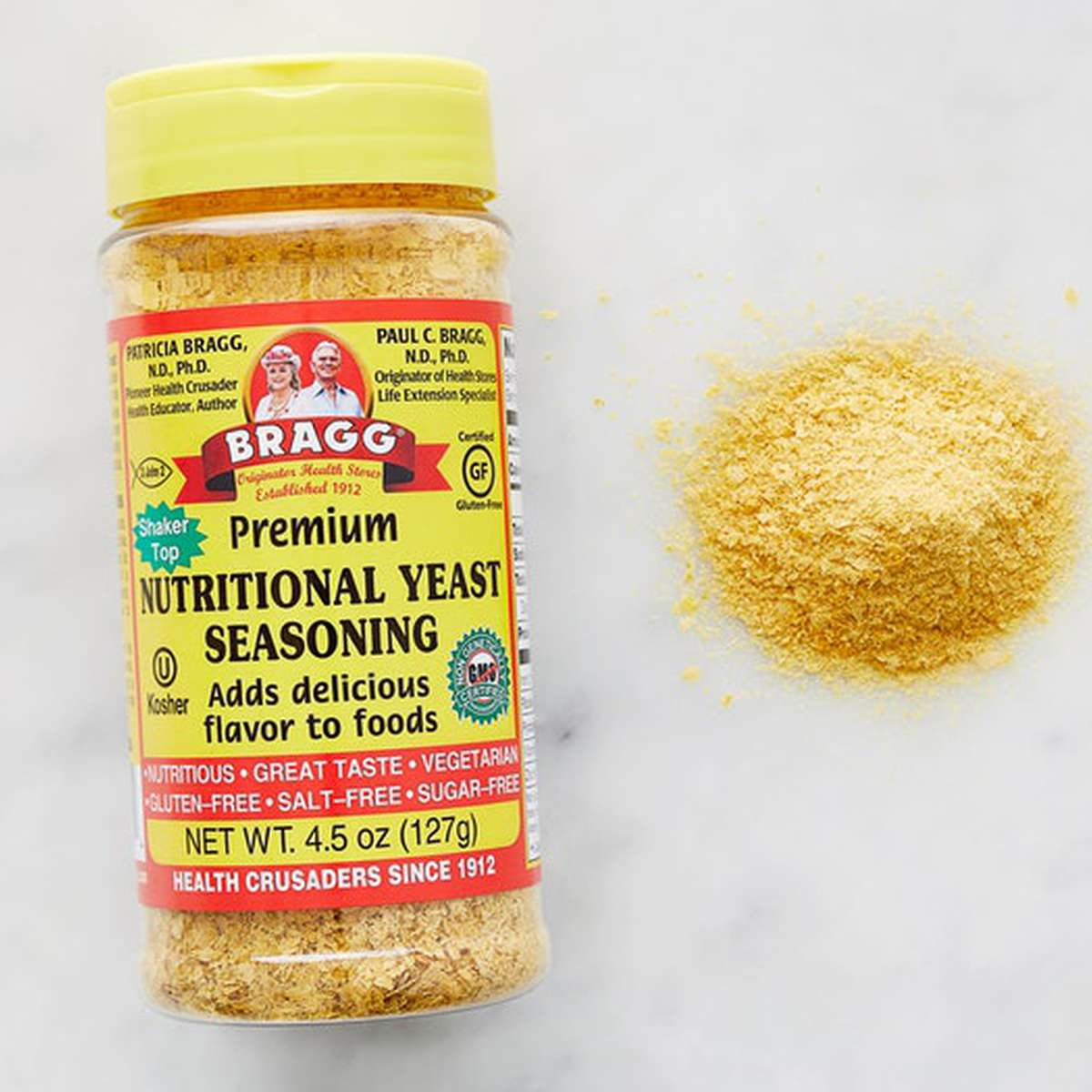 what is nutritional yeast
