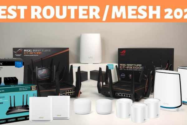 best WIFI mesh system