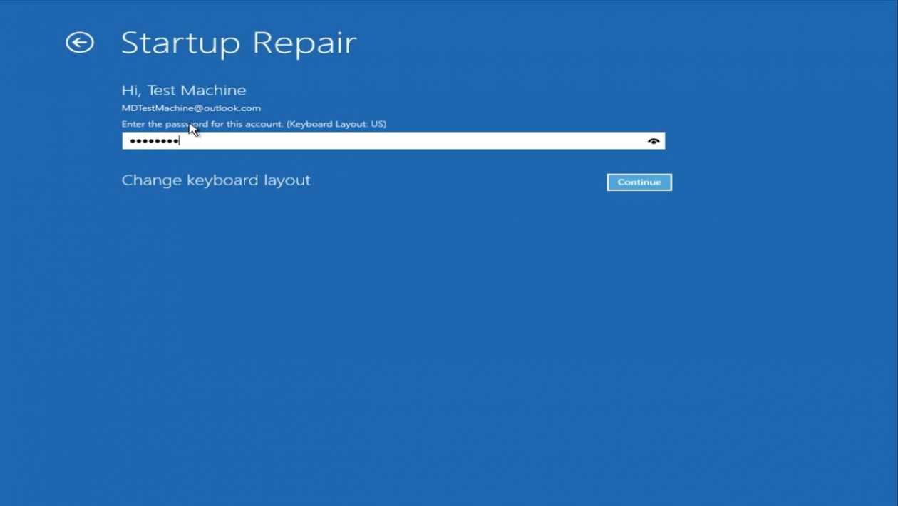 how to repair windows 10