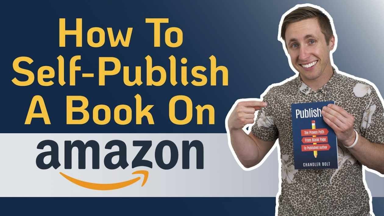 self publishing on Amazon