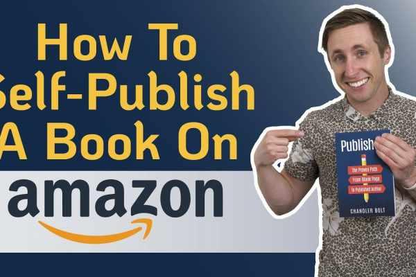 self publishing on Amazon