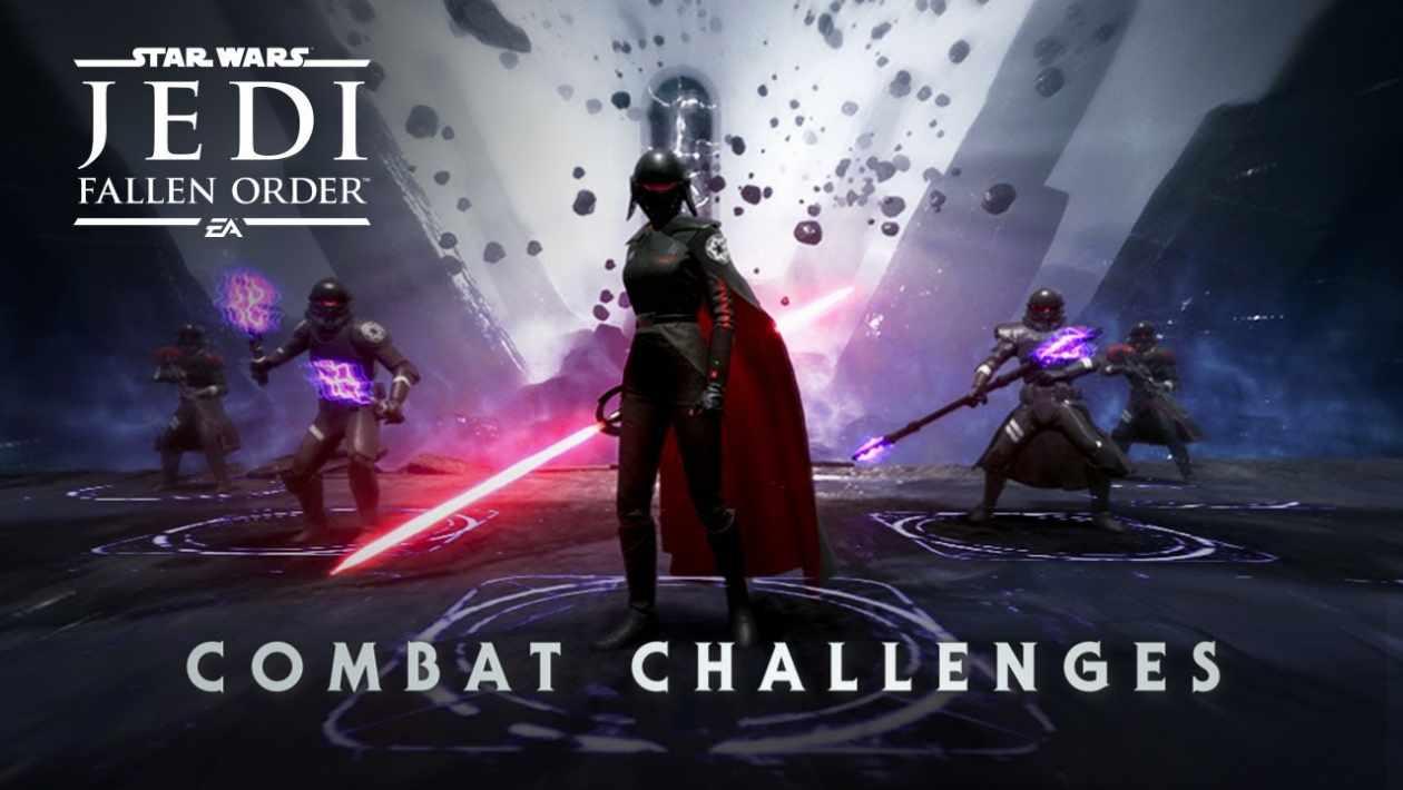 Jedi Fallen Order Update