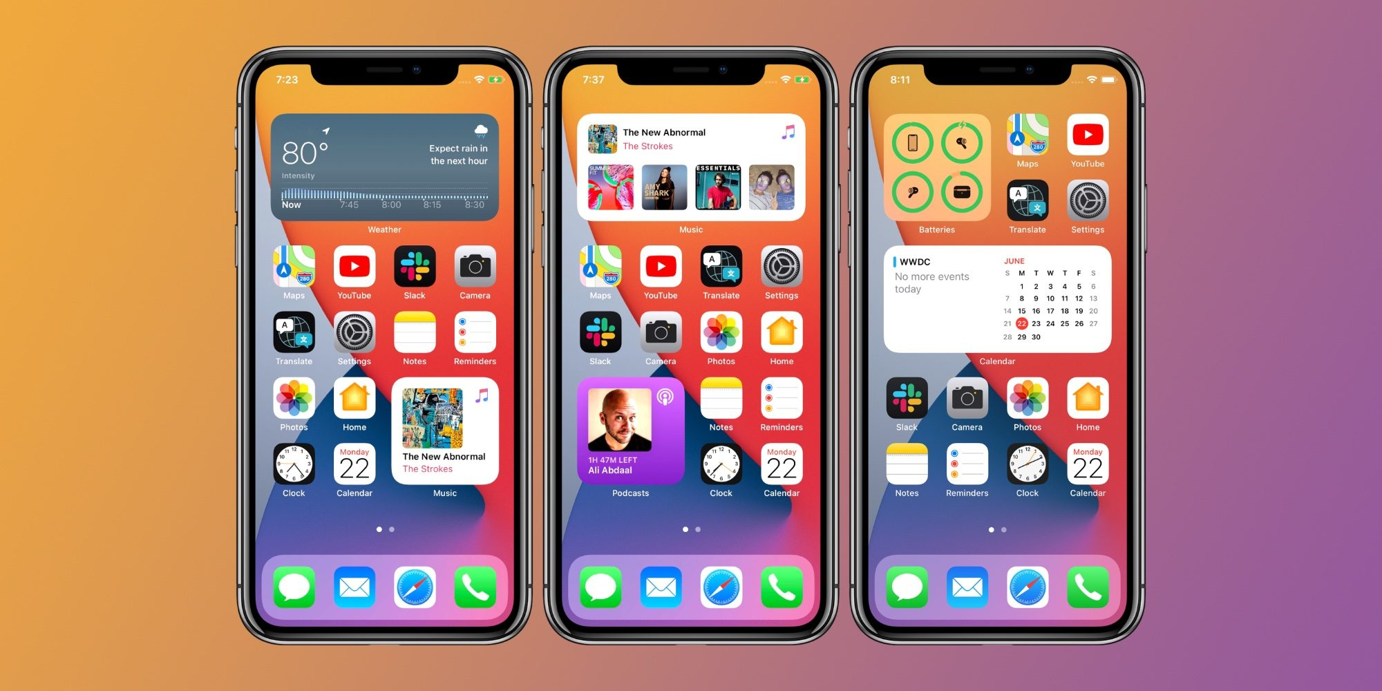 How to use ios 14