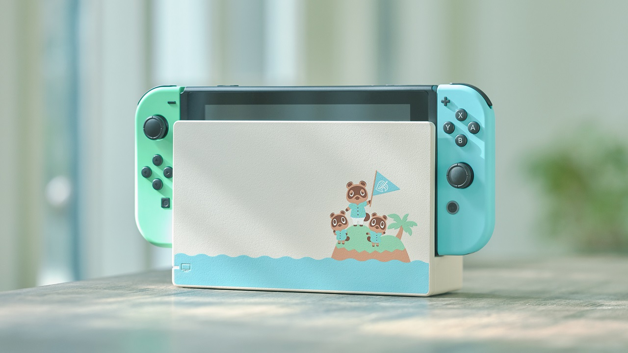 animal crossing switch bundle