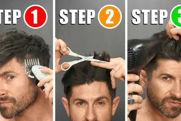 cutting your own hair