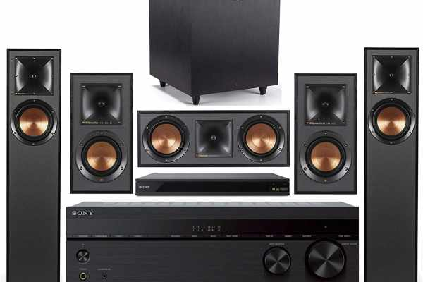 multi channel home theatre