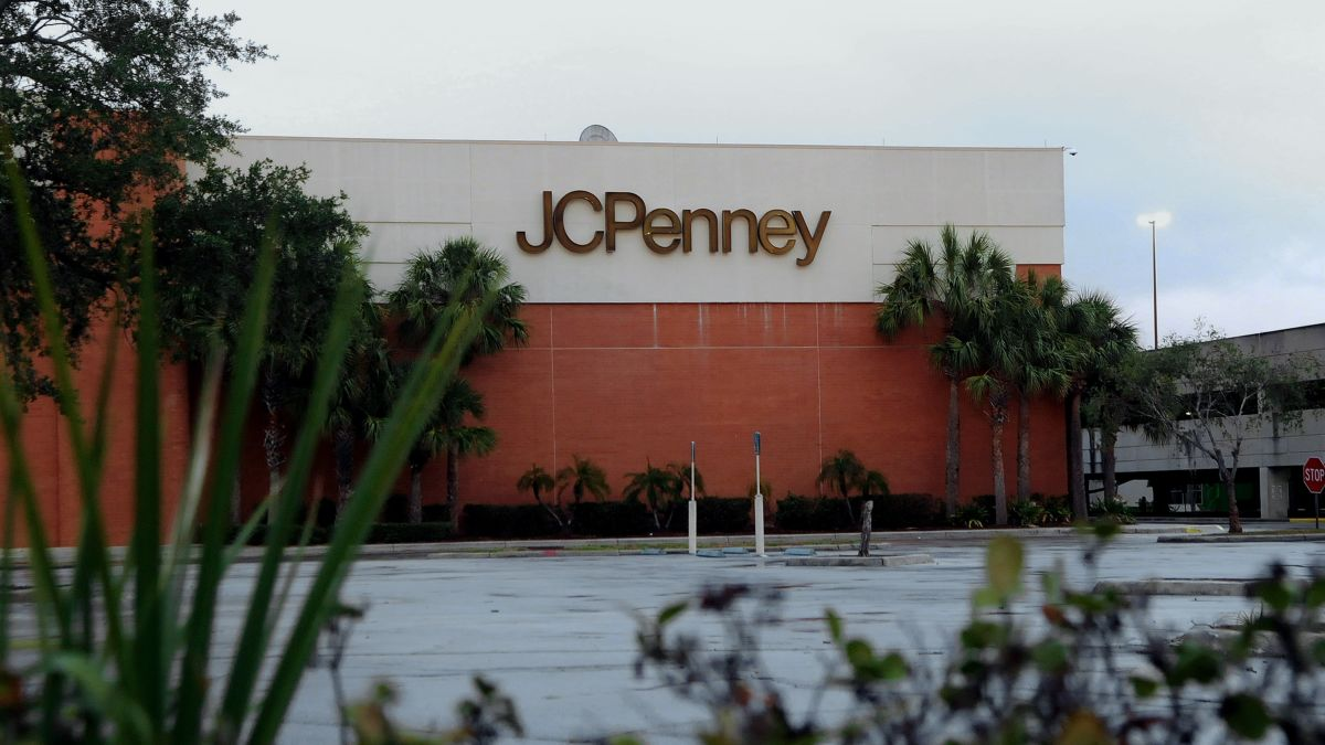 JCPenny bankruptcy store closings