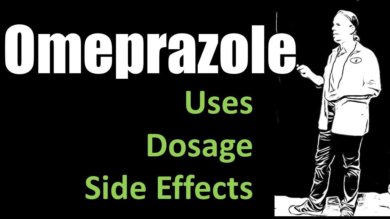 side effects of Omeprazole