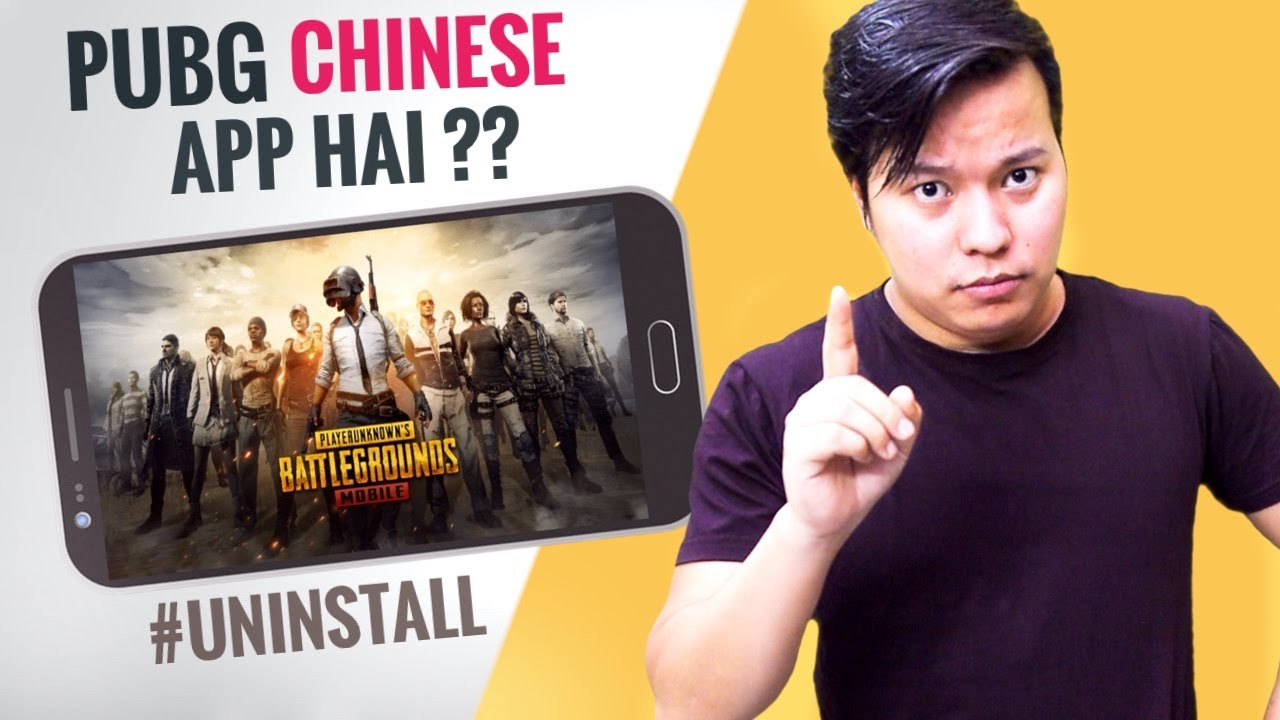 is pubg a chinese app