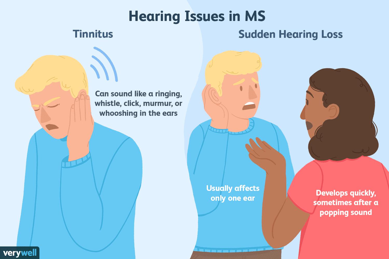 ringing in left ear