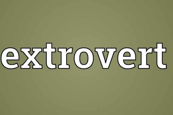 Extrovert Meaning In Tamil