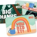REI Gift Card balance